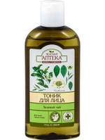 Тоник для всех типов кожи Зеленый чай 200мл Зеленая Аптека
