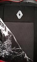 """Чехлы """"Favorite"""" польские на RENAULT Kangoo II 2007-2013г. (минивен) (сп. и сид. 1/3 , пер. подлок., 5 подгол.)"""