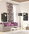 Цветочные шторы в стиле прованс, фото 3