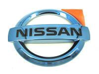 Эмблема передняя Nissan Leaf (Ниссан Лиф)