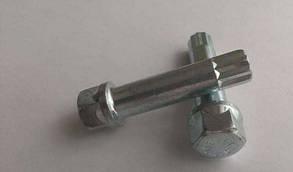 Ключ звездочка TORX (10 лучей) Bimecc 10.9 для болтов и гаек Фигурный ключ 10 зубъев.