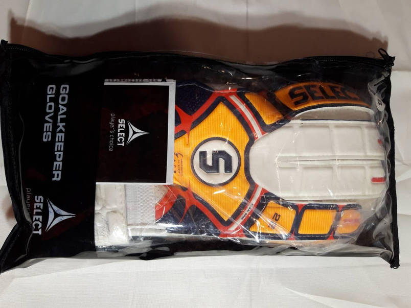 Перчатки вратарские Select 22 FLEXI GRIP размер 8, фото 2