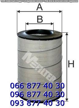 Фильтр воздушный MAGNUM, PREMIUM RVI5010230841, LX713, C321447,