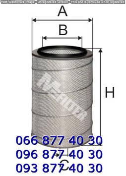 Фильтр воздушный MAN81083040044, AF1802, С308502, C308506, LX273