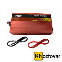 Преобразователь напряжения Power One 12V-220V SSR-4000W