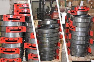 Устройство для укладки веревки для электрической тали WeiHua. Направляющая каната