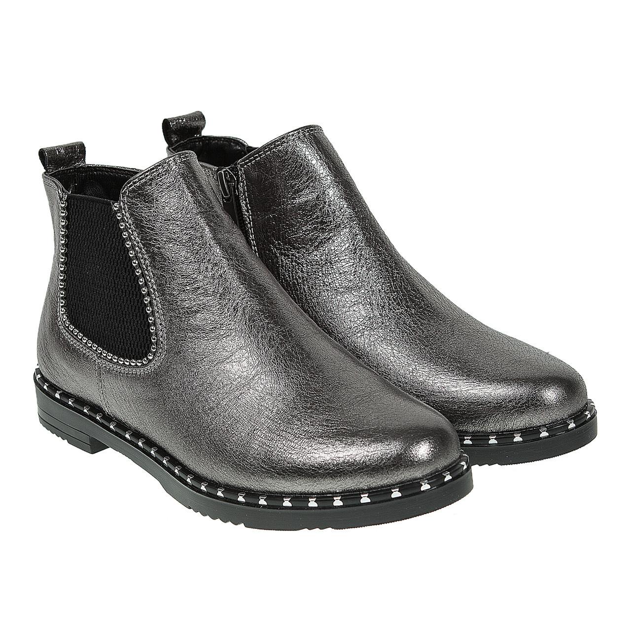 Ботинки Женские Kento (кожаные 0742fa7f31fd8
