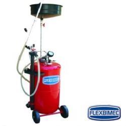 Установка вакуумного отбора масла с предкамерой и пантонрафом