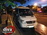 Аренда МИКРОАВТОБУСА. Микроавтобус 22 места., фото 3