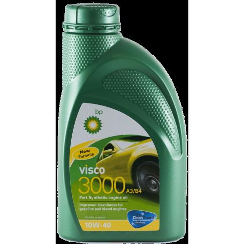 BP Visco 3000 10W-40 1л Масло моторне