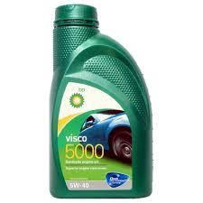 BP Visco 5000 5W-40 1л Масло моторное