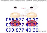 К/кт упоров суппорта KNORR SN6/7/SK7, c буртом (Ø69 mm) K010603/K001300/0980102630 (69 mm)