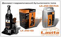 Домкрат гидравлический, бутылочного типа 2т  LA JNS-02
