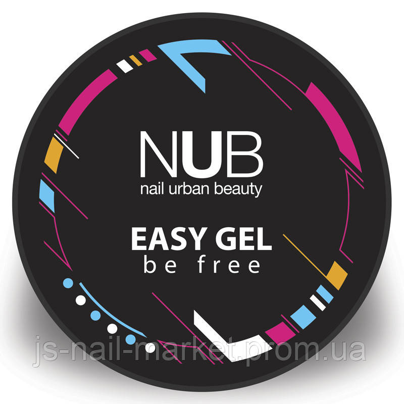"Эластичный гель ""Easy Gel"" NUB #3, 5g"