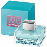 Antonio Banderas Blue Seduction Women 100 мл (оригинал) - Женская парфюмерия