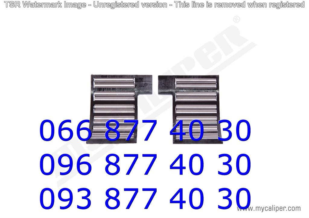 Подшипник суппорта SAF SBS 2220 (MODUL T-HALDEX)