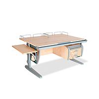 Комплект растущей мебели ДЭМИ: парта 120 см без стула (СУТ 15-05)
