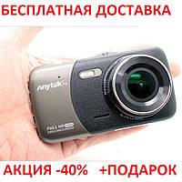 Видеорегистратор Anytek B50H на 2 Камеры! Original size car digital video recorder Anytek B50H                , фото 1