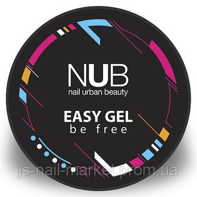 "Еластичний гель ""Easy Gel"" NUB #1, 5g"