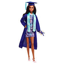 Коллекционная кукла Барби Выпускной день Брюнетка