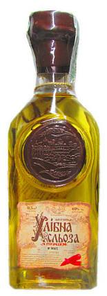 Настойка Хлебная Слеза с перцем 0.5л, фото 2