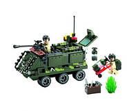 """Конструктор """"Военный бронетранспортер"""" (167 деталей) 814"""