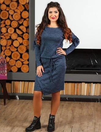 Платье из экокожи., фото 2