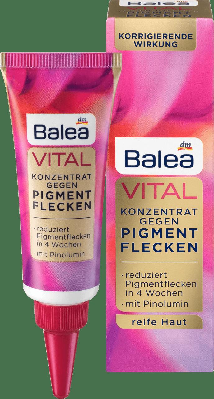 Средство от пигментных пятен для лица Balea VITAL Pigmentflecken, 20 мл.