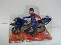 Мотоцикл инерционный 2366А2