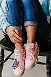 Женские кроссовки Fila Spaghetti Pink. Живое фото (Реплика ААА+), фото 4