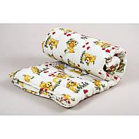 Детское одеяло Lotus - Colour Fiber 110*140 Dogi беж