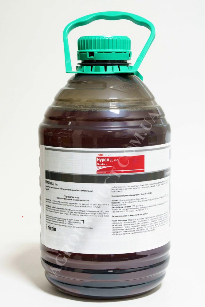 Инсектицид Нурел Д, канистра 5л