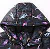 Курточка на пуху Динозавры, фото 5