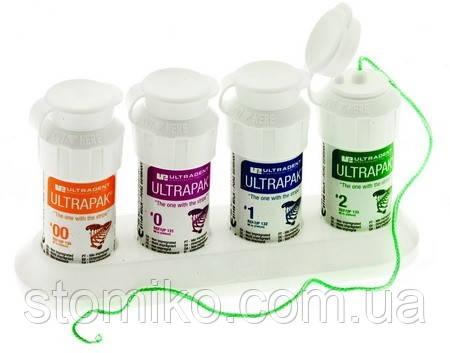 Ultrapak E - нитка ретракционная №0 с пропиткой, 244см