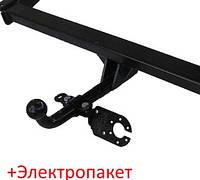 Фаркоп - ВАЗ-2108 Lada Хэтчбек (1984-2014) бамперного крепления