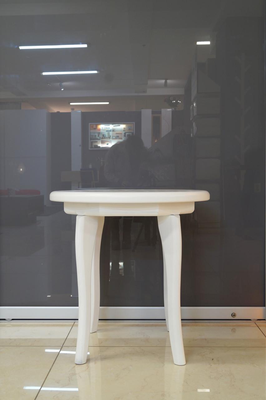 Стол кофейный Гранд 4 белый