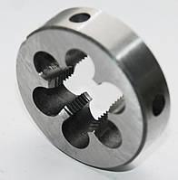 Плашка М-45х4,0; 9ХС, основной шаг (90/36 мм)