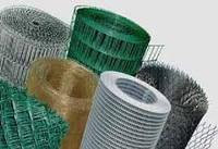 Сетки всех видов (рабица, кладочная(армопояс), просечно-вытяжная, штукатурная,сварная и т.д)