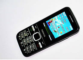 Практичный мобильный телефон NOKIA M808 - 2Sim. Дешевый мобильный телефон. Телефон на гарантии. Код: КТМ195