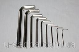 Ключ шестигранный торцевой, 4 мм