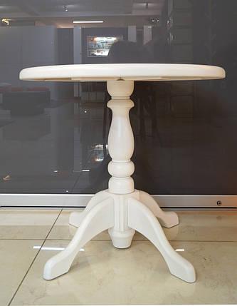 Стол кофейный Гранд  белый, фото 2