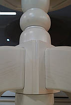 Стол кофейный Гранд  белый, фото 3