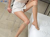 Профилактические гольфы Relaxsan, компрессия 12-17 мм рт.ст., плотность 70 den, цвет бежевый, размер 2
