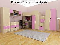 Кровать-чердак Тинейджер сп.м. 190*80 см, фото 1