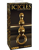 Анальная пробка - Icicles Gold Edition G10 - Gold