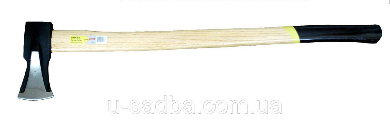 Колун 2000 г, ручка из твердых сортов древесины