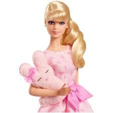 Barbie Колекційна лялька Барбі Це дівчина Barbie Pink Label( кукла Барби Это девочка)
