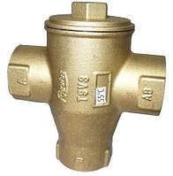 Трехходовой клапан REGULUS 1 дюйм 55 градусов