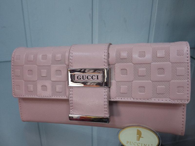 db3f162bbf7c Гламурный женский кошелек Gucci Оригинальный дизайн Кожаный повседневный  аксессуар Доступная цена Код: КГ6140 - Goashop