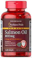 Puritan's Pride Salmon Oil 1000 mg (120 капс.)